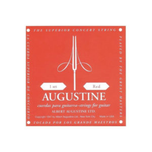 Gitarrsträngar, Augustine Classic Red