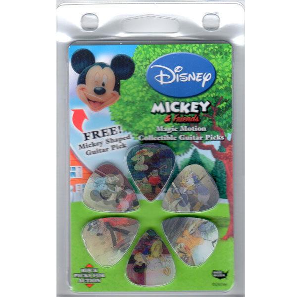 Plektrum, Mickey & Friends