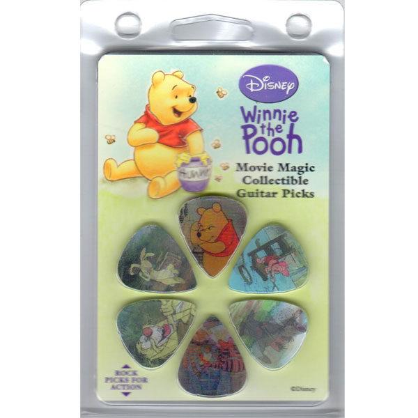 Plektrum, Winnie the Pooh
