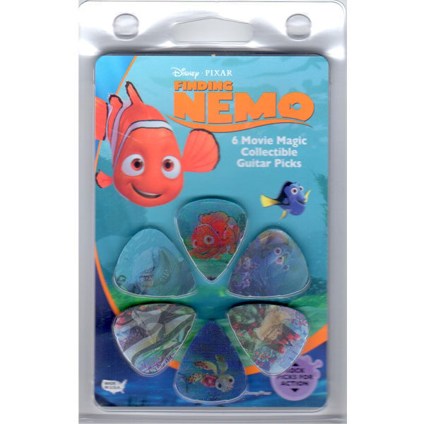 Plektrum, Finding Nemo