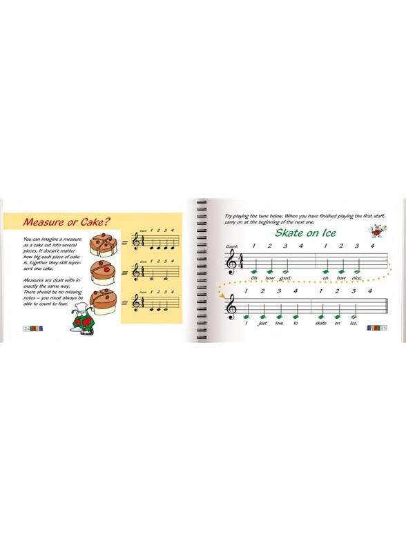 Voggy´s Glockenspiel Book