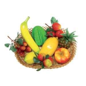 Rytmsats | Fruktkorg