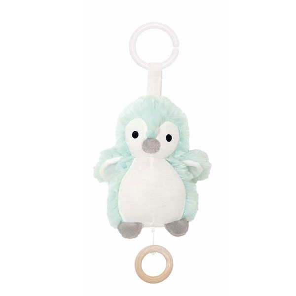 Speldosa Pingvin